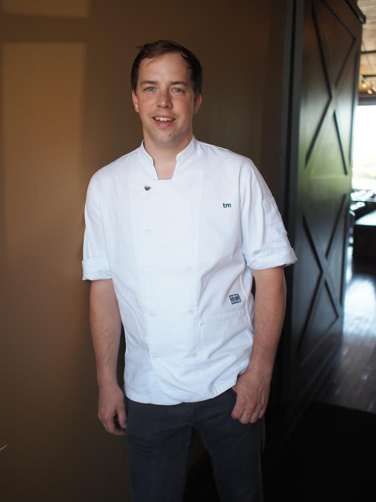 Thomas Marlow from Mimosa Grill: A NCRLA Chef Showdown competitor