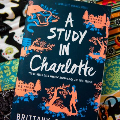 Book club picks: A Study in Charlotte by Brittany Cavallaro