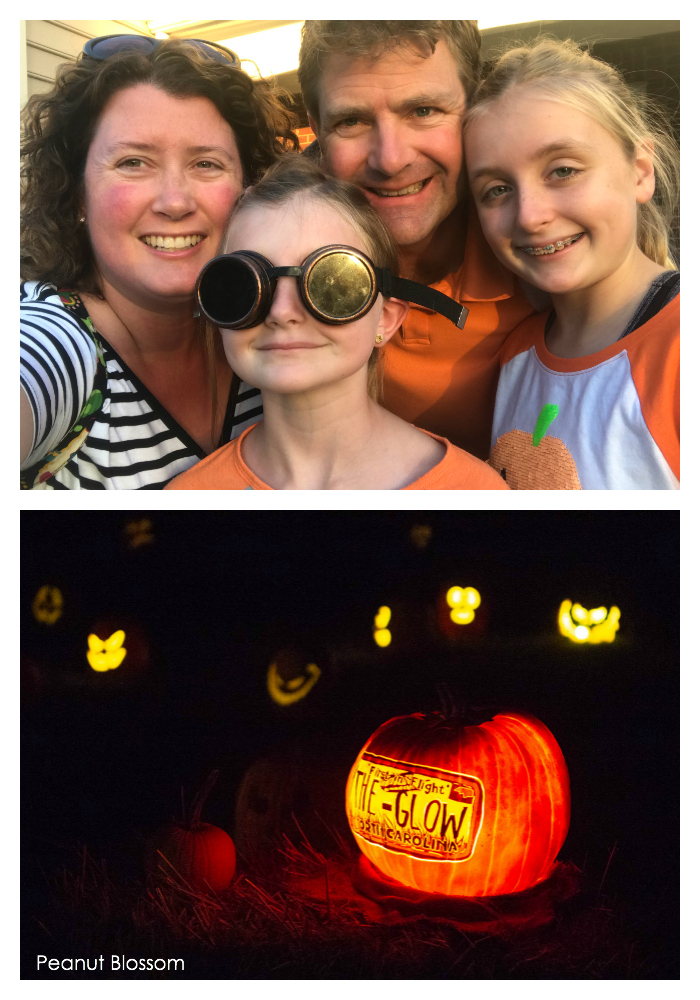 The Glow Charlotte: a family-friendly Halloween event in Concord