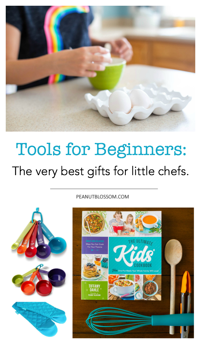 The best kitchen tools for kids just starting to cook: Great gift ideas for your little chef