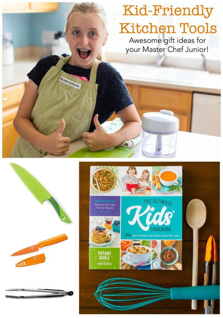 The best kitchen tools for kids who are confident in the kitchen: Great gift ideas for your little chef