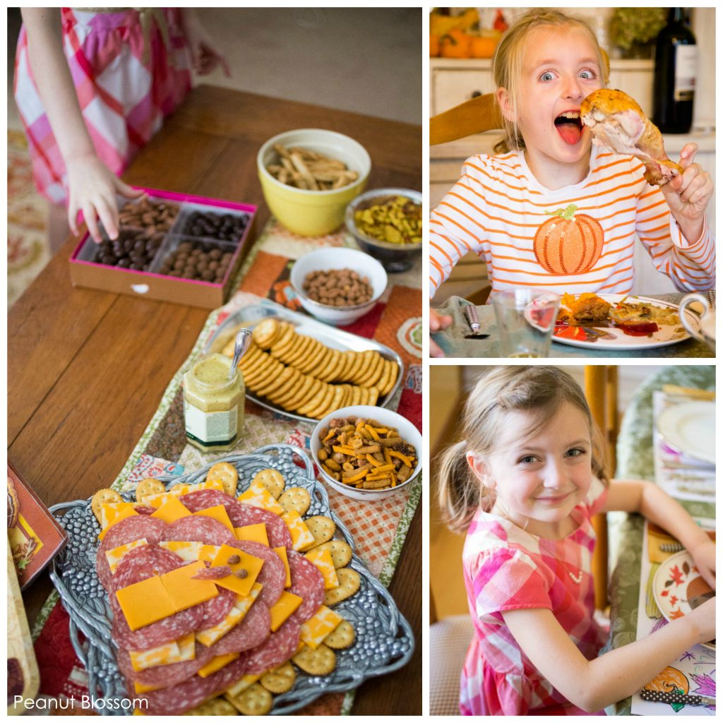 Easy Thanksgiving recipes for kids
