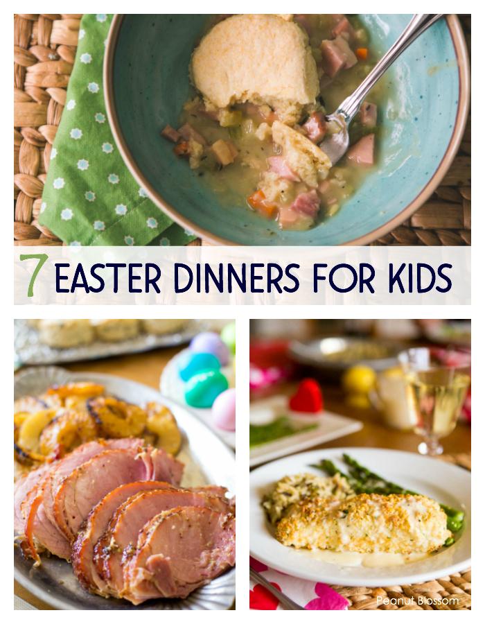 7 easy Easter dinner ideas for kids