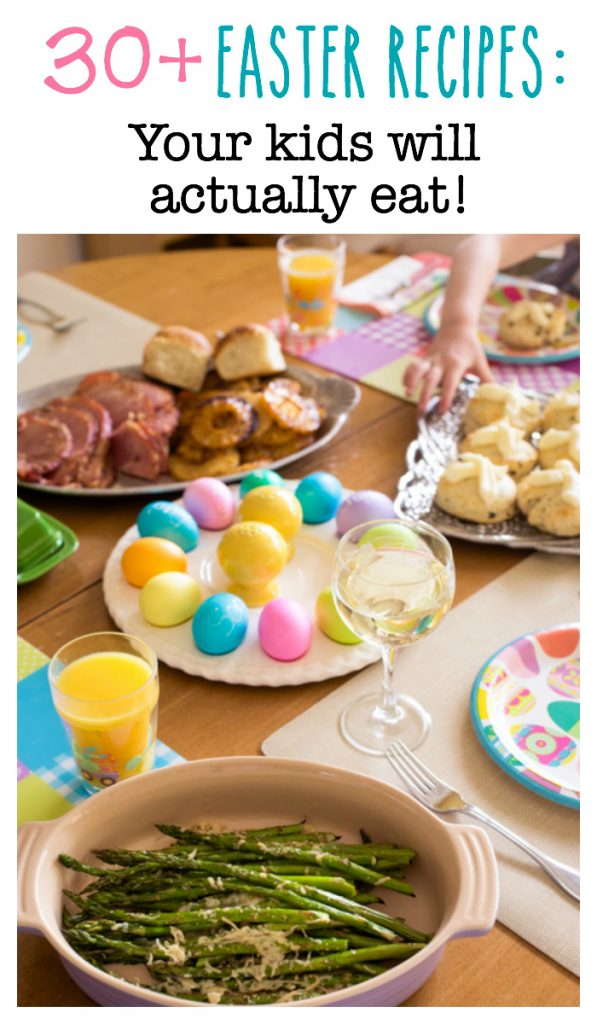 More than 30 Easter recipes that your kids will actually eat