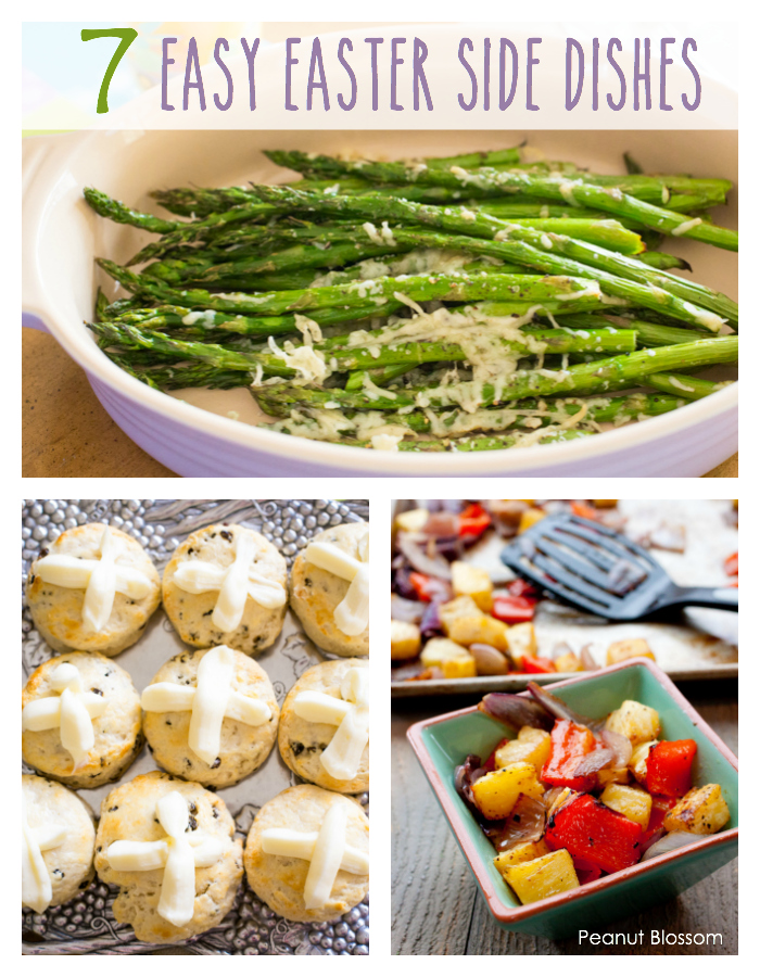 7 easy Easter side dishes for your Easter dinner menu