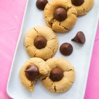 easy peanut butter blossoms