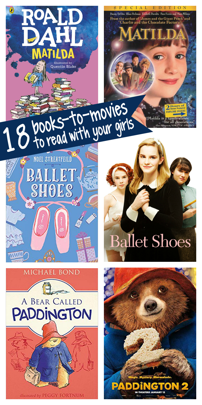 18 books to movies you should read with your daughter before she turns 18