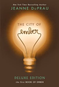 The City of Ember by Jeanne DuPrau is a great book to movie adaptation to enjoy with your kids.