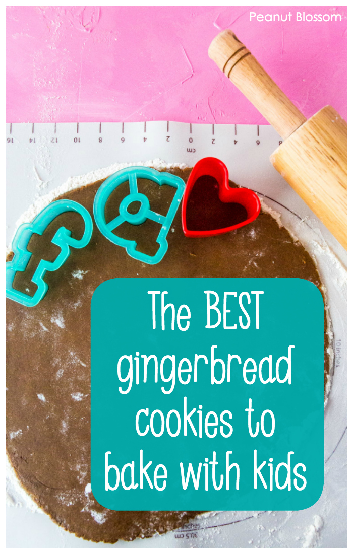 The best gingerbread cookies to bake with kids