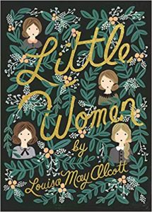 Little Women by Louisa May Alcott: 1 of 18 great books to movies to read with your daughter.