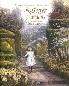 The Secret Garden by Frances Hodgson Burnett, Illustrated by Inga Moore