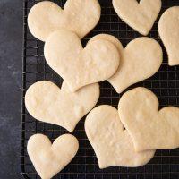 simply sweet sugar cookies recipe
