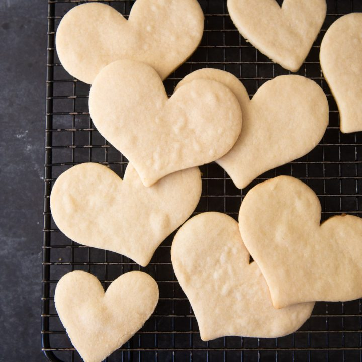 simply sweet sugar cookies recipe