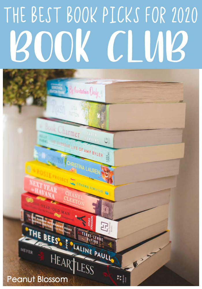 Best Fiction Books Of 2020.The Best Book Club Picks For 2020 For Busy Moms Who Want Fun
