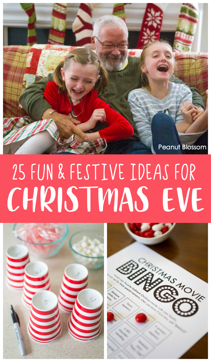 25 fun and festive Christmas ideas for families to celebrate together