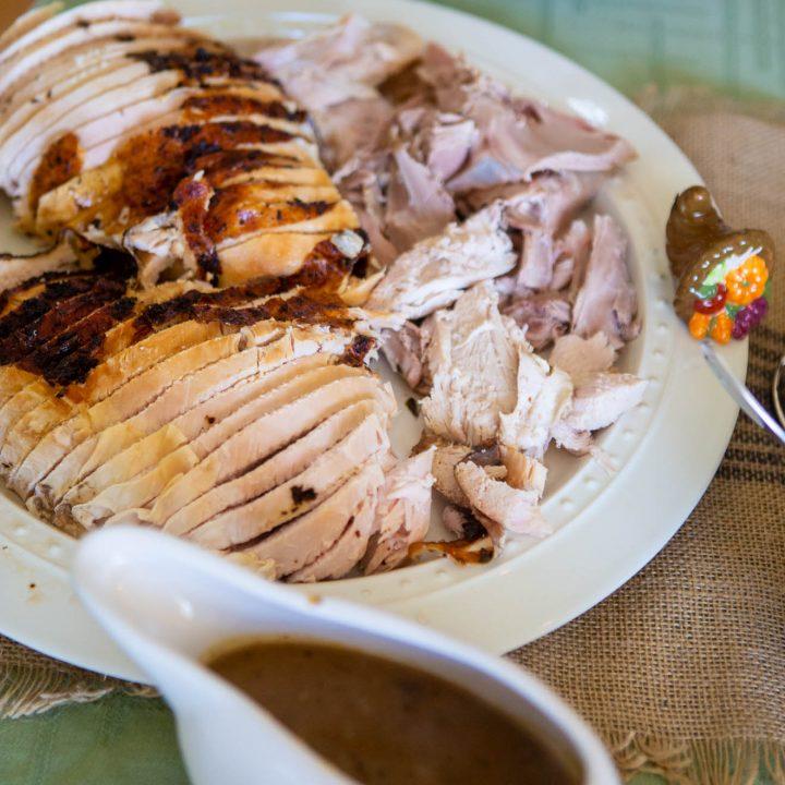Homemade Turkey Gravy
