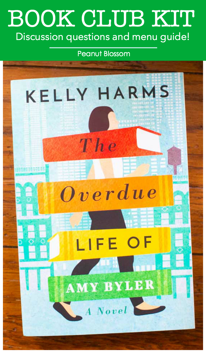 The cover of the book The Overdue Life of Amy Byler