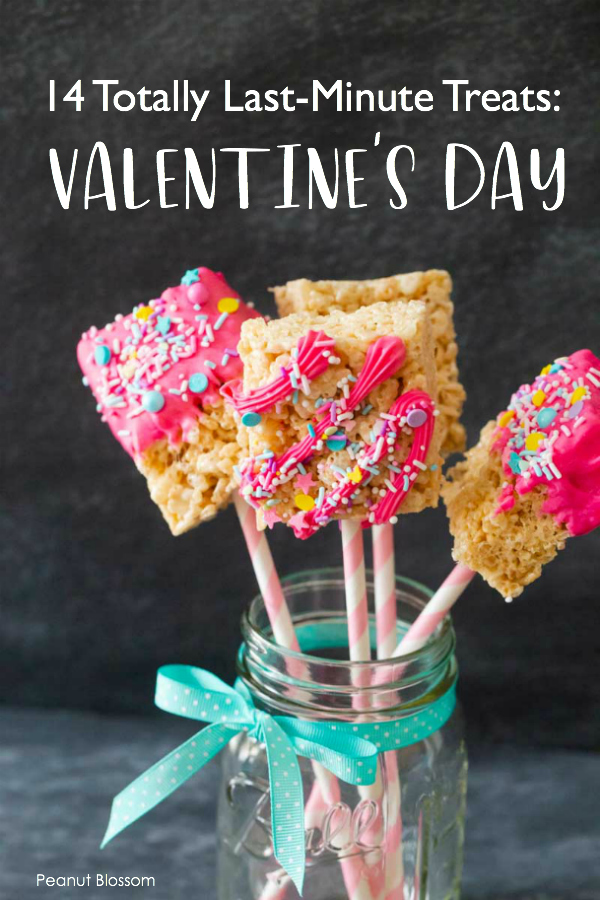 14 totally last-minute treats for Valentine's Day