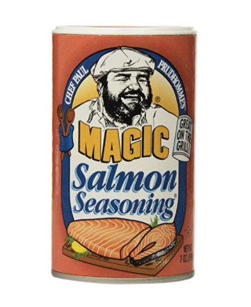 Magic Salmon Seasoning