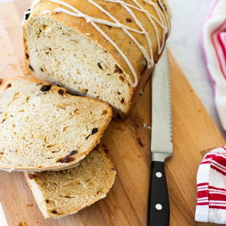 Bavarian Christmas Bread