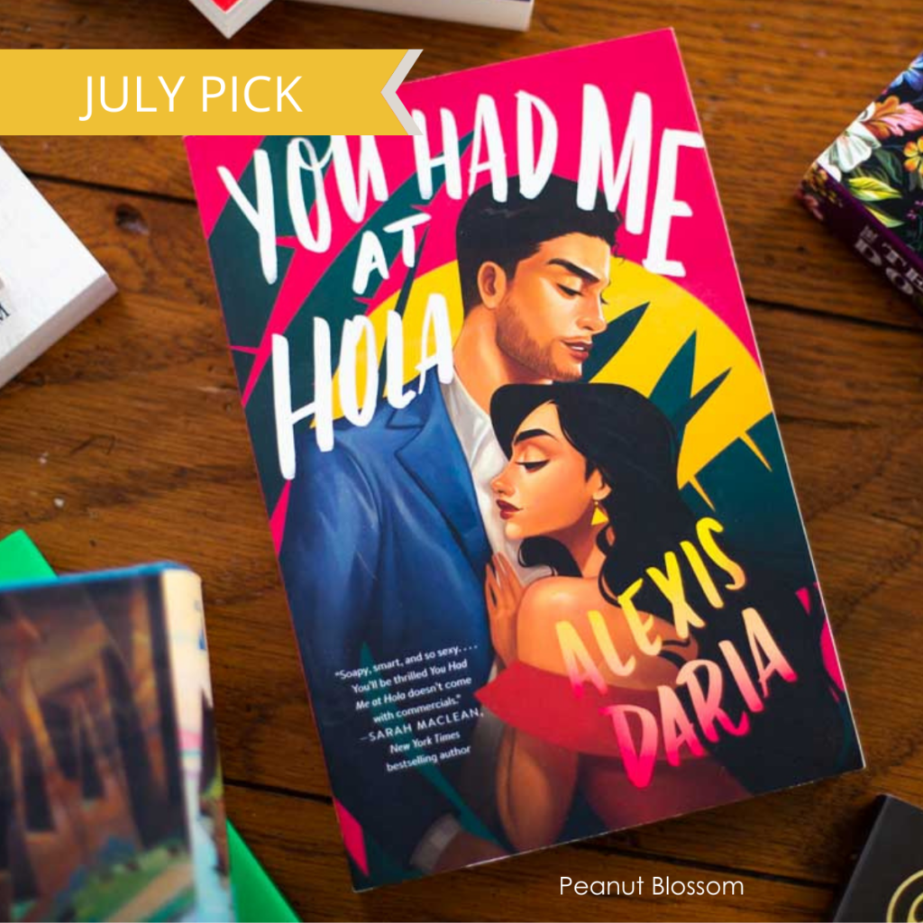 The book cover of You Had Me At Hola by Alexis Daria.